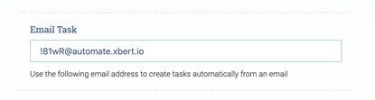 XBert Blog InPost Images Feature EmailIntegration Settings